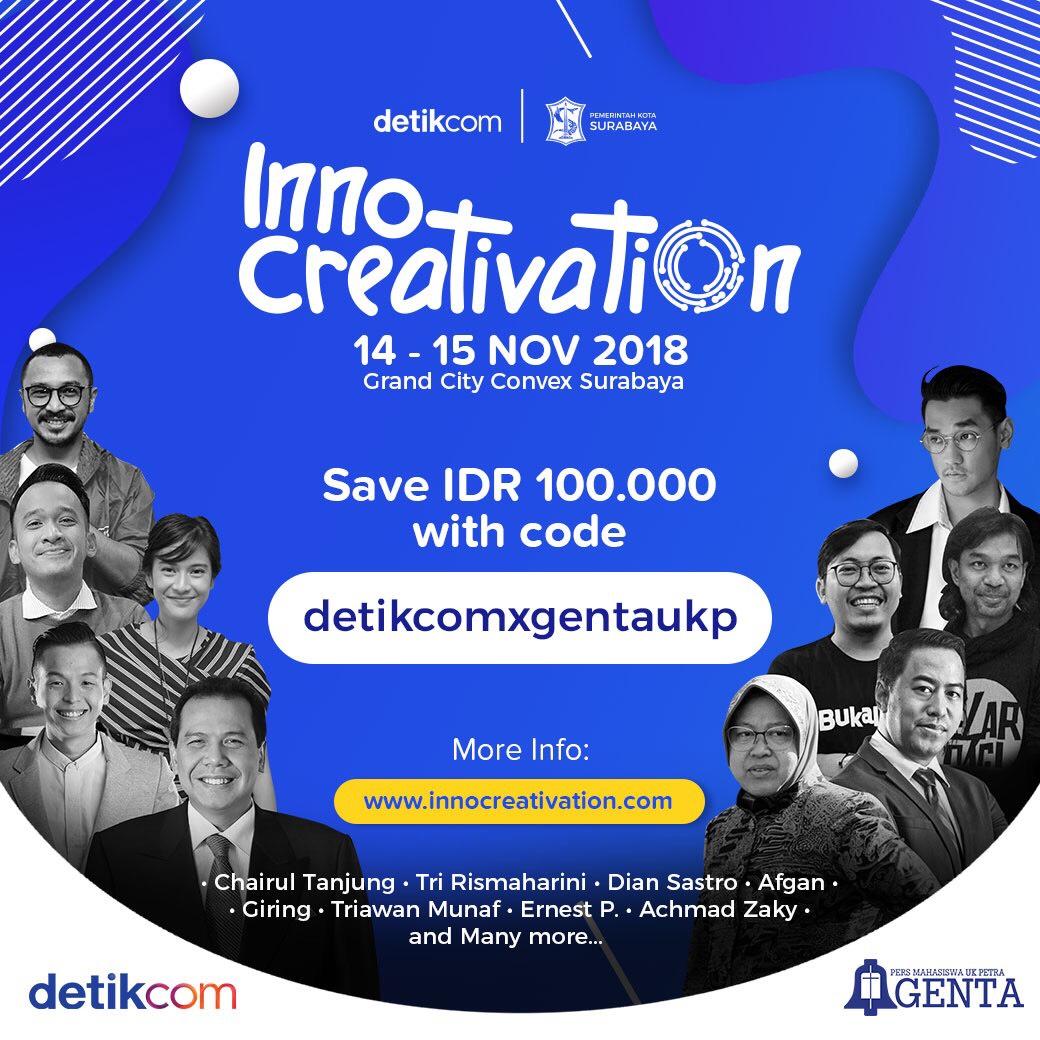 Poster tentang Innocreativation